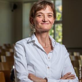 Prof. Helene Keller (Foto: Markus Senn)