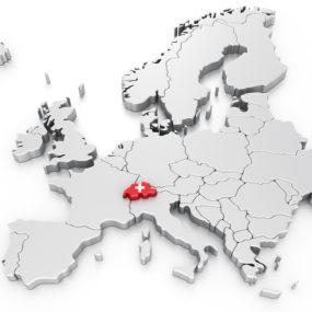 Die Schweiz, Mitten in Europa und dennoch allein
