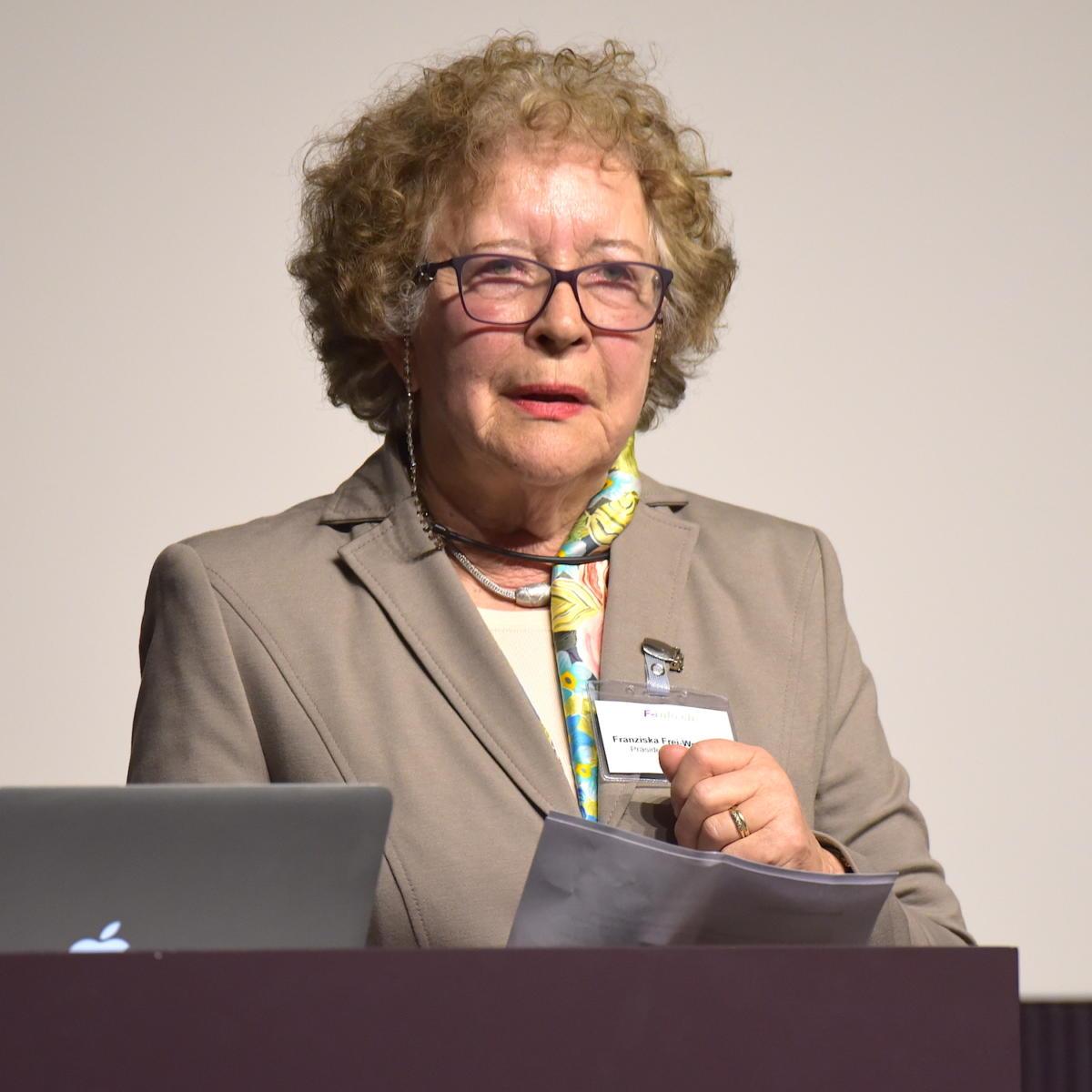 Franziska Frey-Wettstein